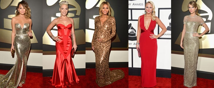 Best Dressed at Grammys 2014