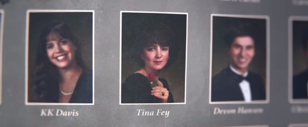 Celebrities Talking Through Their Old Yearbook Photos Is Just as Weird as It Sounds
