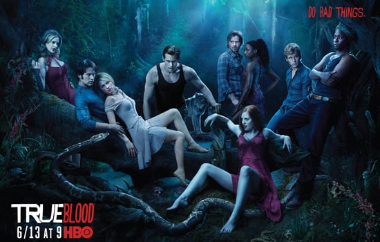 True Blood Panel and Q&A Session