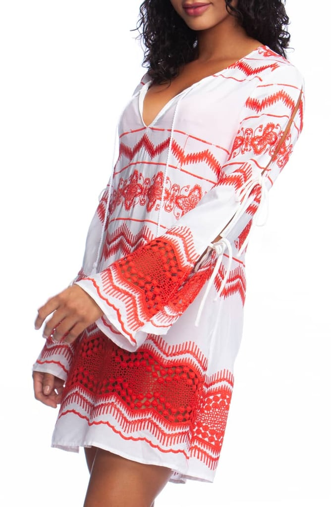 La Blanca Embroidered Cover Up Tunic Best Beach Cover Ups 2019 Popsugar Fashion Uk Photo 53