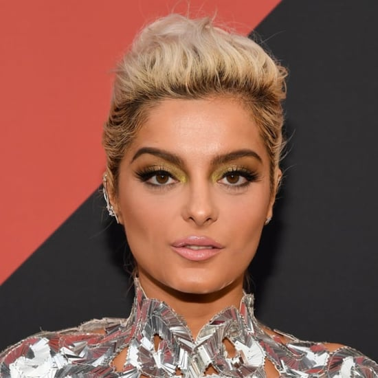 Metallic Eye Shadow Trend at MTV VMAs 2019