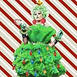 Elizabeth Banks shared a rather festive version of Effie Trinket from The Hunger Games.