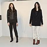 Fall 2011 New York Fashion Week: MM6 x Opening Ceremony