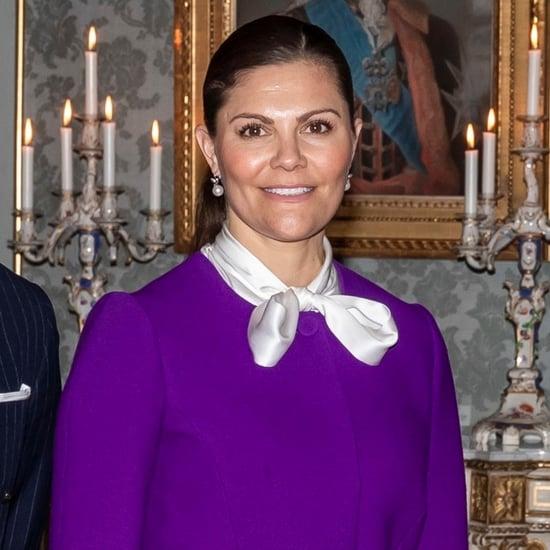 Princess Victoria Similar Outfit to Kate Middleton