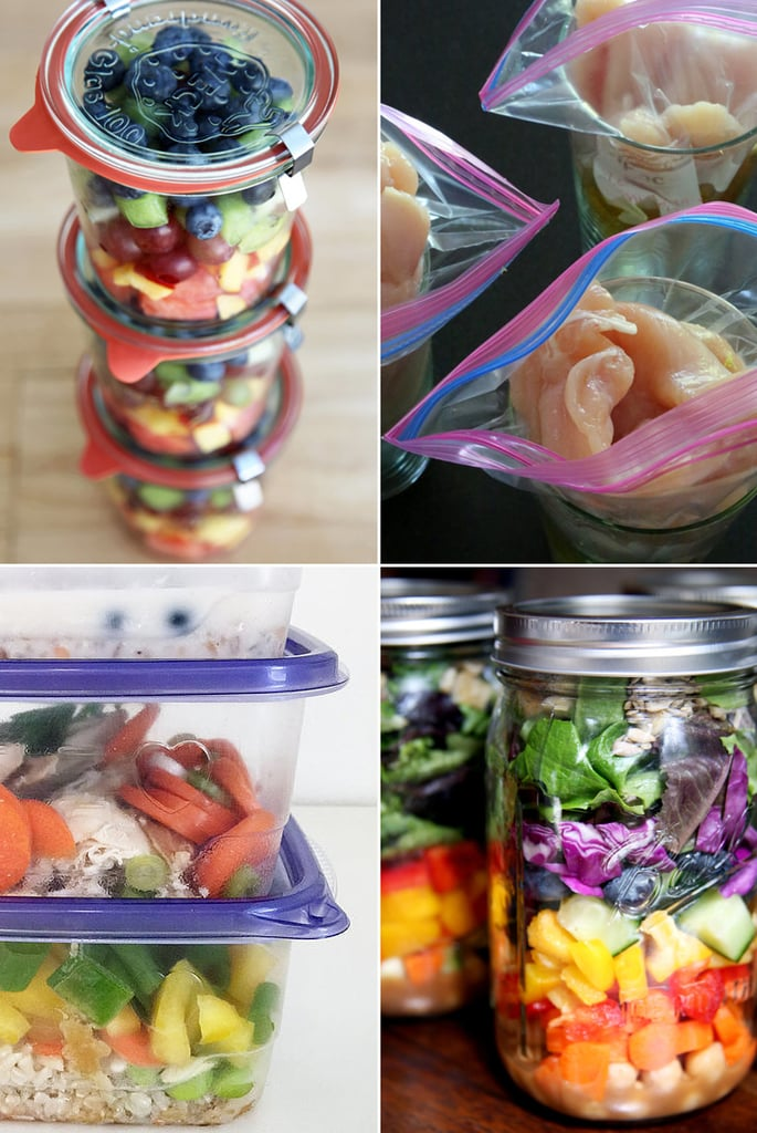 10 Make-Ahead Meal Prep Hacks That Will Make You Feel Really Good Later