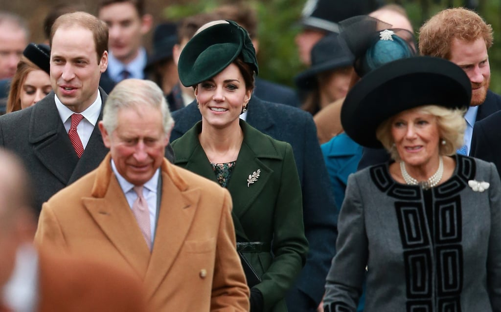 British Royal Family Member Details