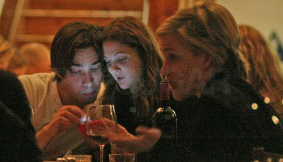 Drew Barrymore And Justin Long Images in LA