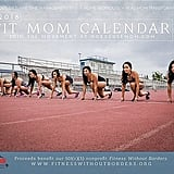 This Fit Mom Swimsuit Calendar Controversy