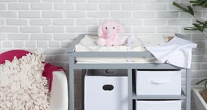 Make Your Changing Station the Most Productive Place in the Nursery