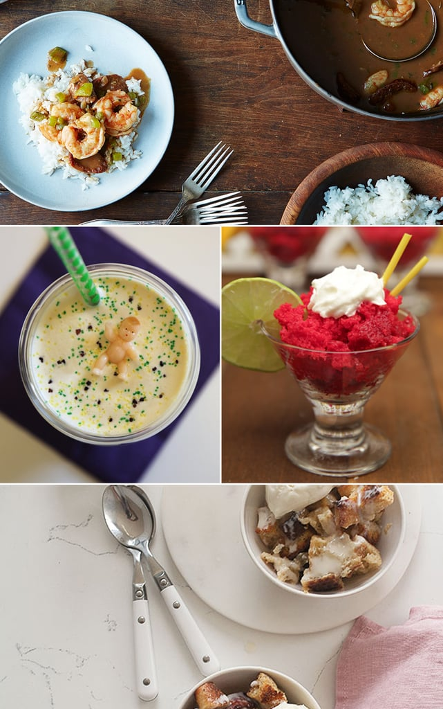 Cajun and Creole Recipes For Mardi Gras