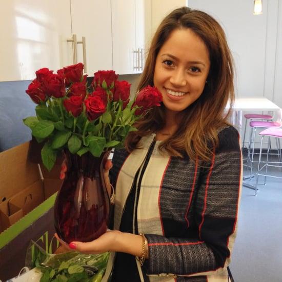Valentine's Day Office Flowers