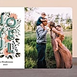 Joyful Always Card from Minted ($1-$3 per card)