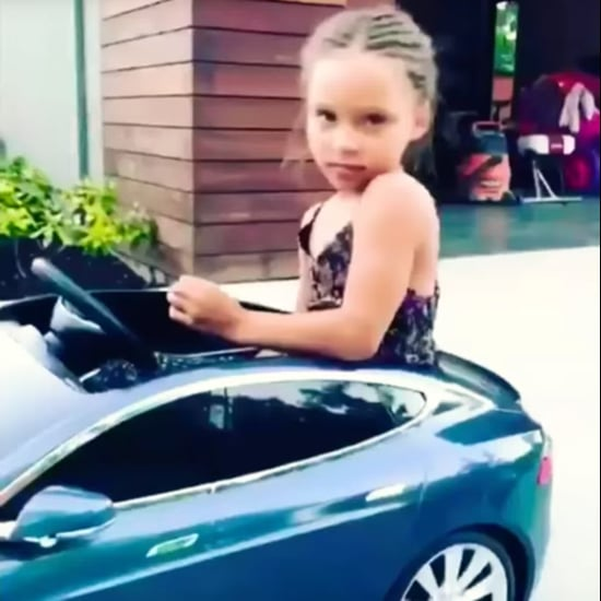 """Riley Curry Does """"In My Feelings"""" Challenge Video"""