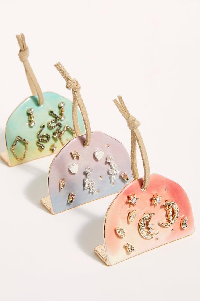 Dreamer Ceramic Stud Earring Set