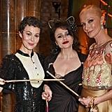Helen McCrory, Helena Bonham Carter, and Joely Richardson