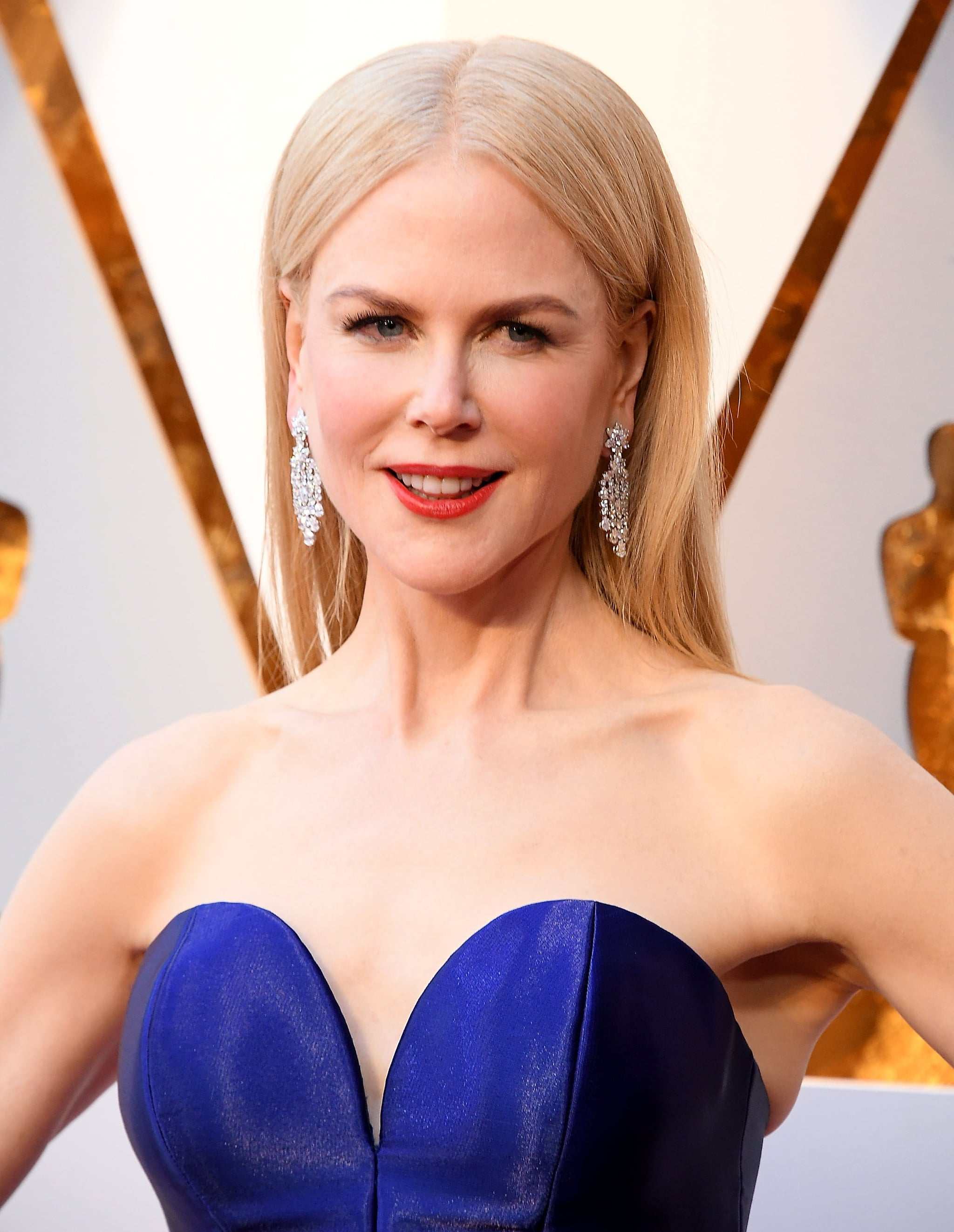 HOLLYWOOD, CA - MARCH 04:  Nicole Kidman arrives at the 90th Annual Academy Awards at Hollywood & Highland Center on March 4, 2018 in Hollywood, California.  (Photo by Steve Granitz/WireImage)