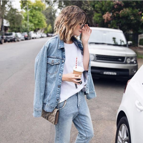 Different Ways to Style a White T-Shirt
