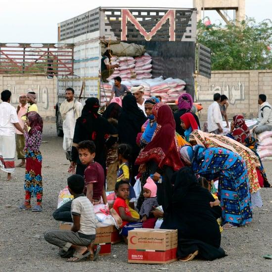 الهلال الأحمر الإماراتي يبني المدارس في اليمن
