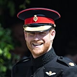 On Prince Harry and His First Conversation With Him