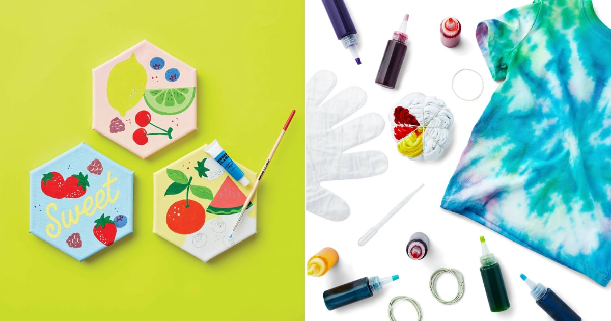 Target's Got Craft Kits That Aren't Just For Kids: See 20 We're Saving For a Rainy Day