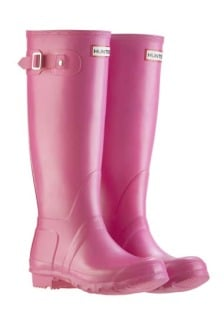 The Rainy Day Solution: Hunter Wellies!