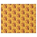 Harry Potter Aguamenti Gryffindor Graphic Wrapping Paper