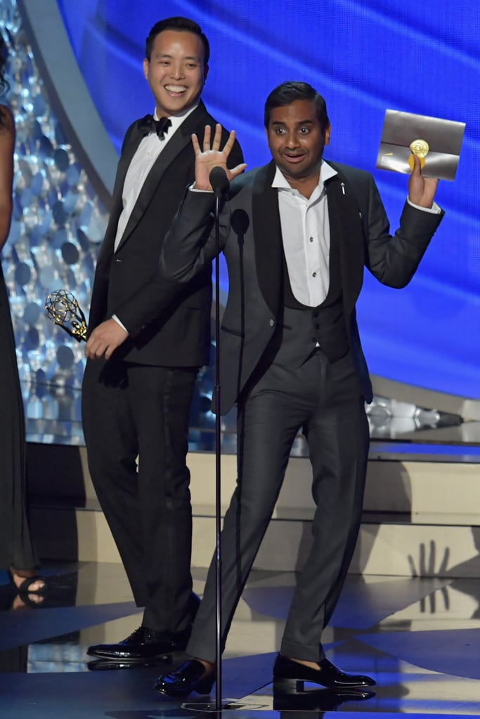 Diversity at the 2016 Emmys