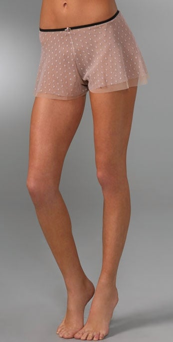 Only Hearts Delphine Tap Pants ($35)
