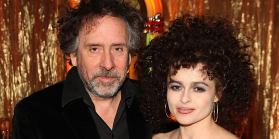 Tim Burton And Helena Bonham Carter Split After 13 Years Together