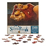 The Lion King Disney Parks Signature Puzzle