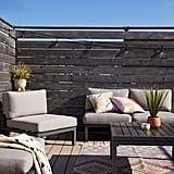 Uma Outdoor Settee Sofa