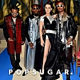 Celine Dion and Migos