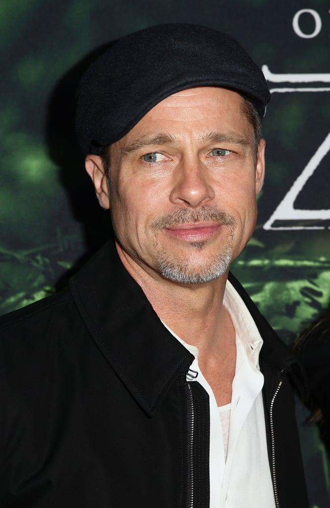 Brad Pitt at The Lost ...