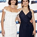 Salma Hayek and Penélope Cruz Friendship Pictures