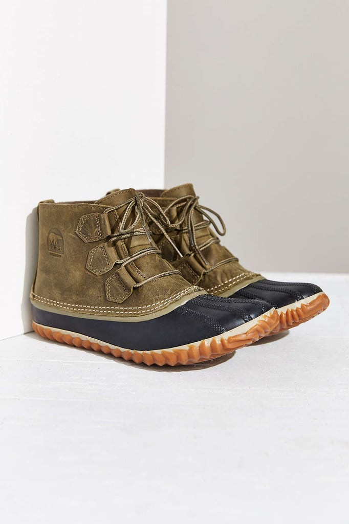 Sorel Out 'N About Leather Boot ($110)