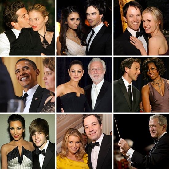 See Which Stars Love the White House Correspondents' Dinner