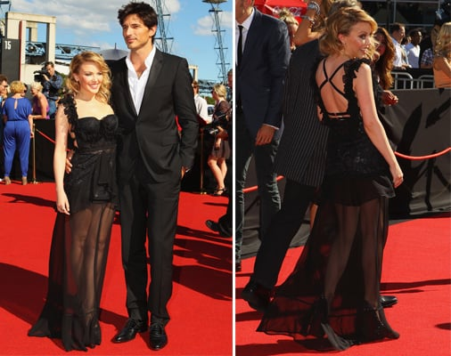 Pictures of Kylie Minogue on the Red Carpet at the 2011 ARIA Awards: Rate or Hate Her Look!