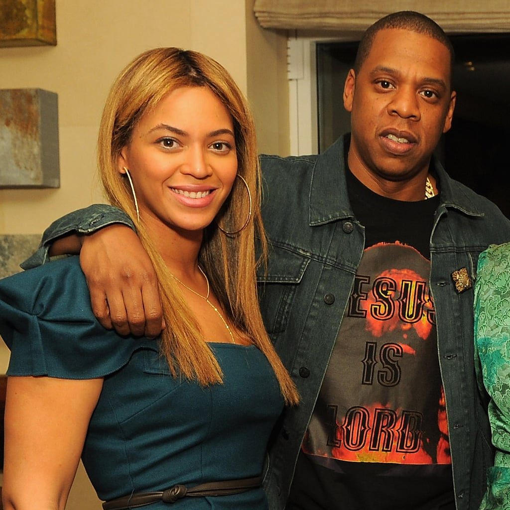 Jay-Z and Beyoncé Cuddle Up on a Sweet Night Out