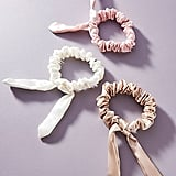 Slip the Bunny Silk Ponytail Holder Set