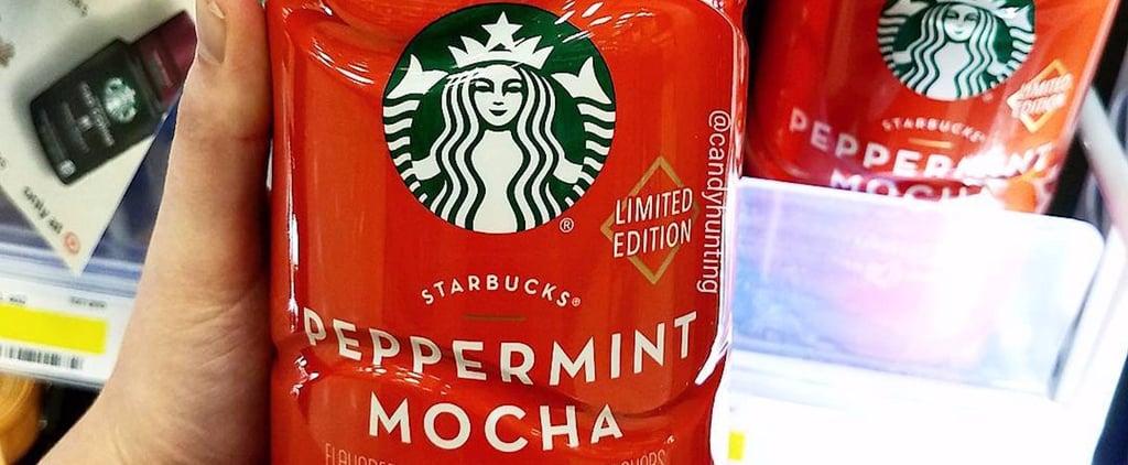 Target Is Already Selling Starbucks's Peppermint Mocha Espresso!