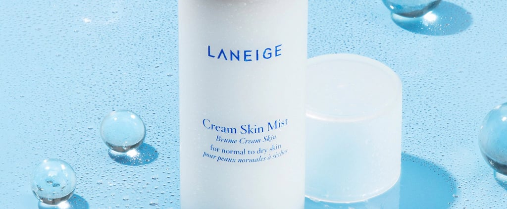 Laneige Cream Skin Mist and Milk Oil Cleanser Review