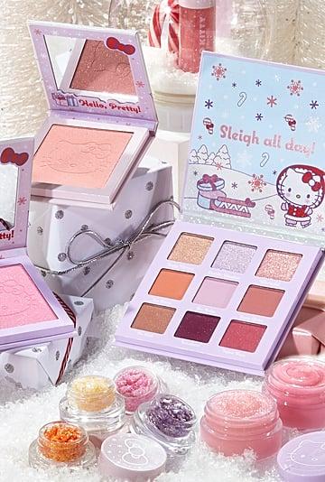 ColourPop x Hello Kitty Holiday Makeup Collection 2020