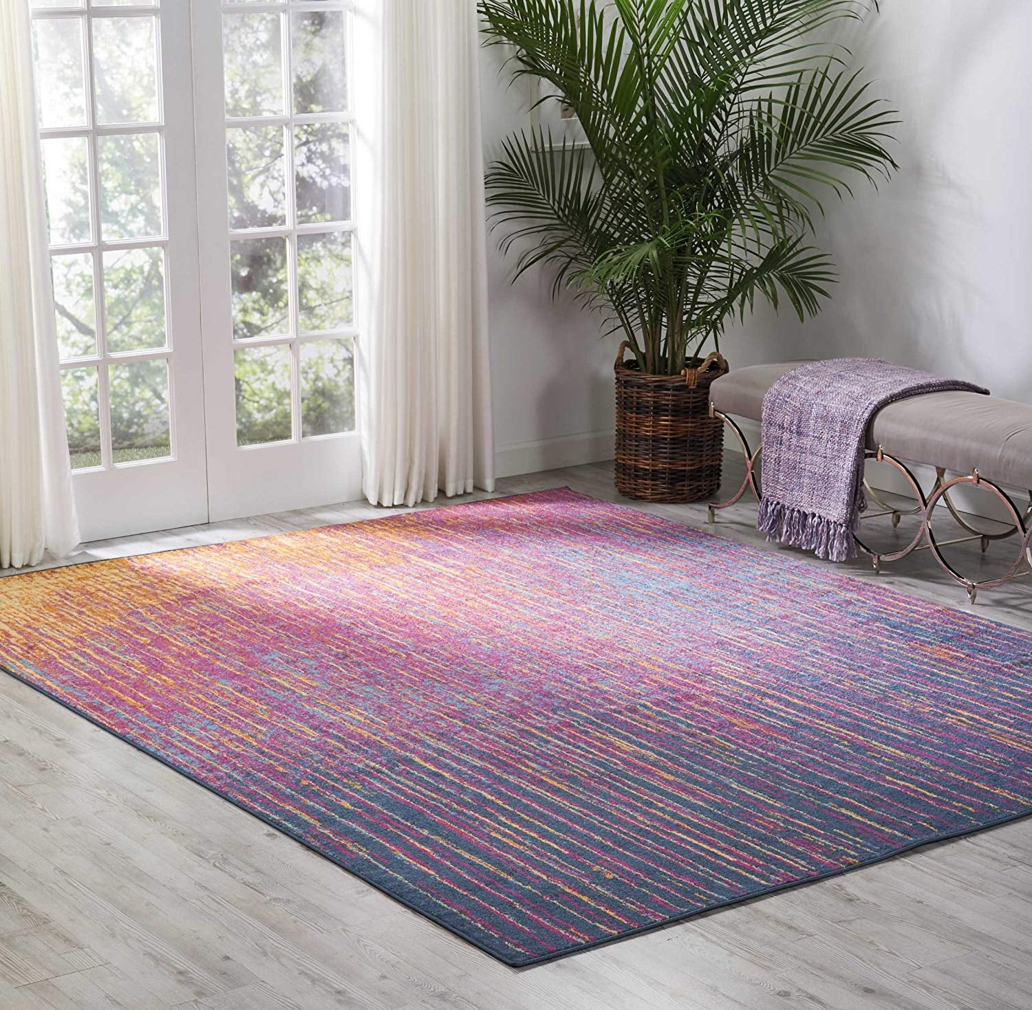 Best Colorful Area Rugs Popsugar Home