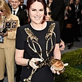 Megan Mullally at the 2019 SAG Awards