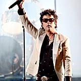 Billie Joe Armstrong at the 2019 American Music Awards