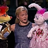 "Darci Lynne Farmer's Puppets Sing ""With a Little Help From My Friends"""