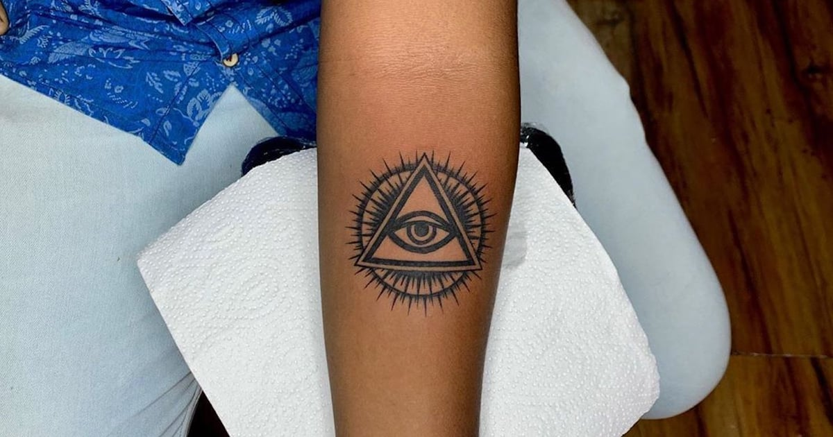 12 Third Eye Tattoos That Just Might Inspire You On Your Body Art Journey Flipboard
