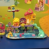 Go! Go! Smart Friends Shimmering Seashell Castle Playset