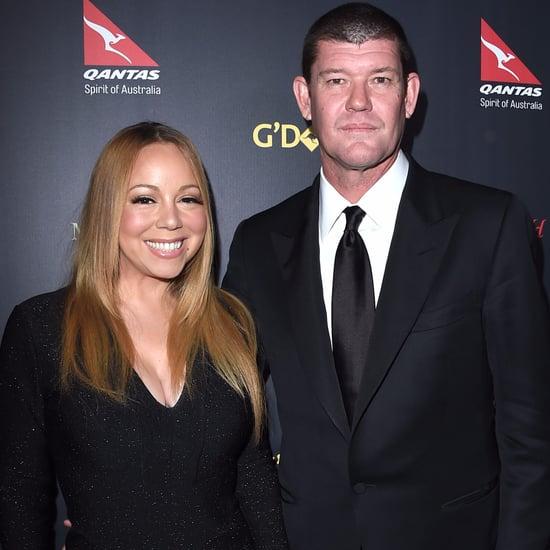 Mariah Carey und James Packer Trennung