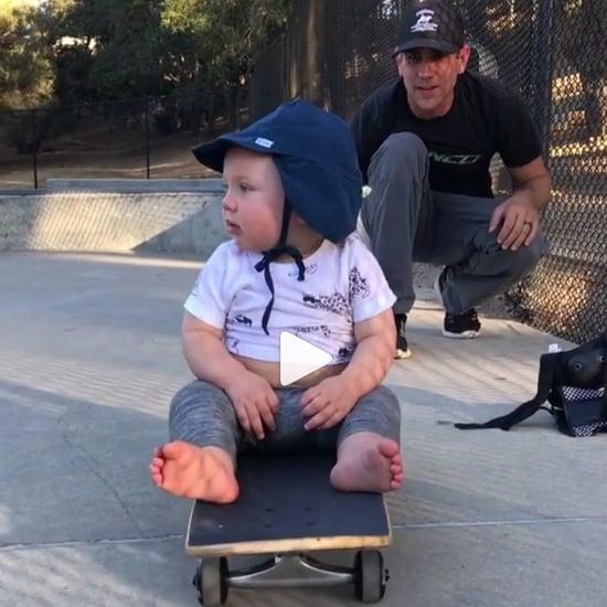 Pink Shamed For Not Putting Helmet on Baby